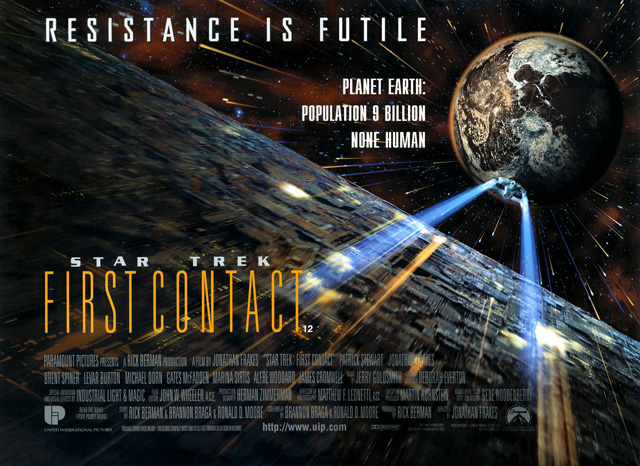 first contact 1