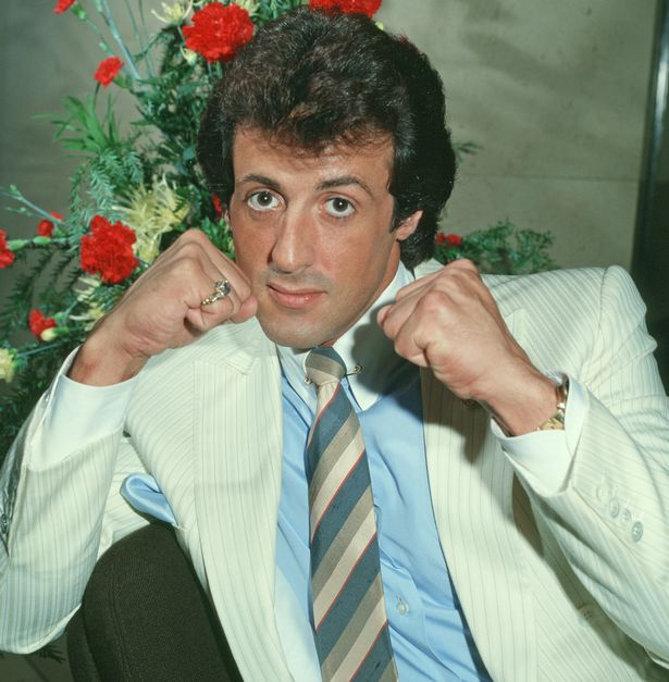 Sylvester-Stallone-Actor-in-a-photo-shoot-forThe-Daily-Record-in-1982