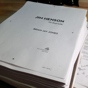 JimHenson-TheBiography